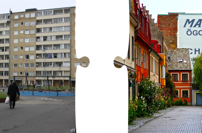 The missing piece: It is time to solve segregation problems with a new housing architecture